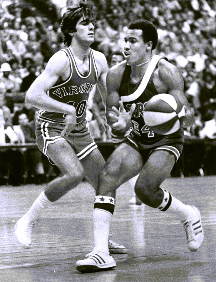 Aba Players Ron Boone