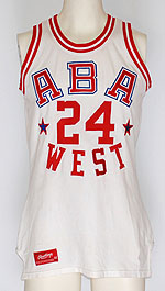 All-Star 74-75 West Jersey Ron Boone 1