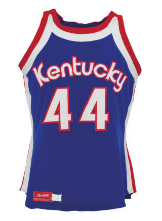 Colonels 74-75 Road Jersey Dan Issel