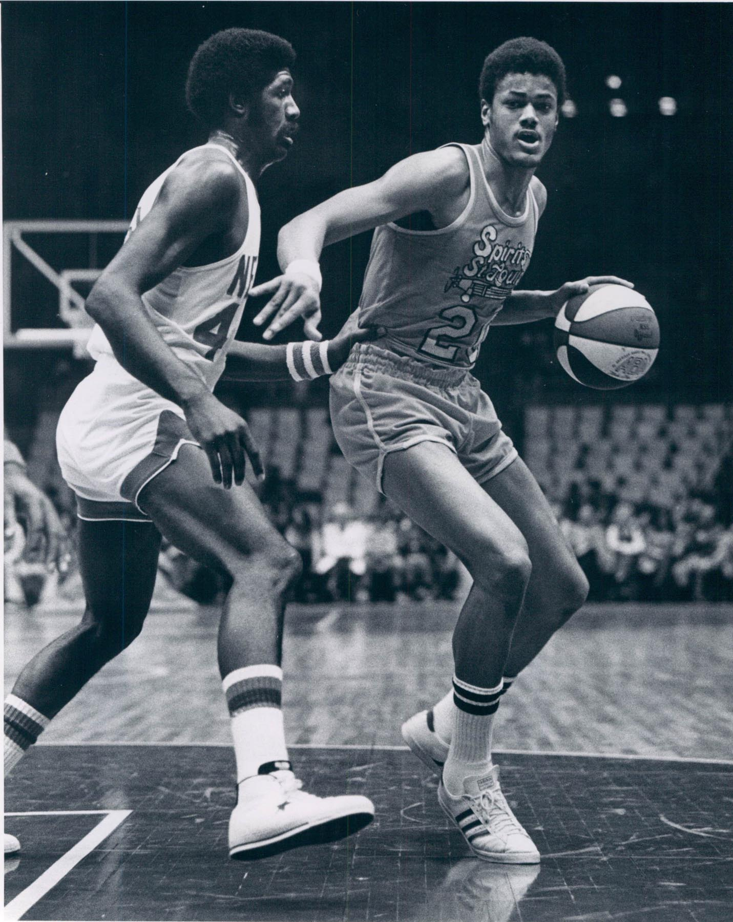 Aba Players Willie Sojourner