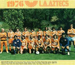 Los Angeles Aztecs 76 Road Team 3