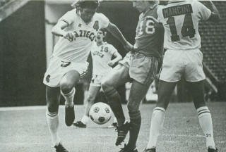 NASL Soccer Los Angeles Aztecs 1977 Terry Mancini, Fagan,Kicks.jpg