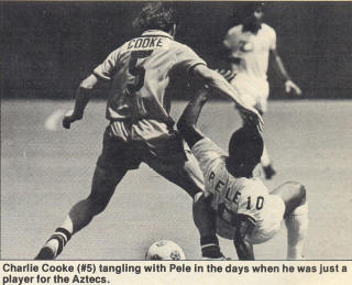 Los Angeles Aztecs 1977 Road Back Charlie Cooke