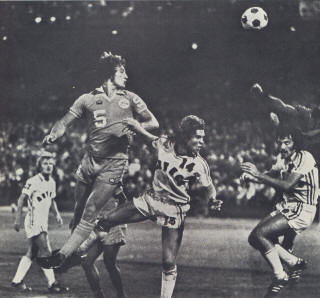 NASL Los Angeles Aztecs 78 Home Franz Smuda 2