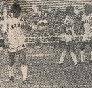 Los Angeles Aztecs 1978 Tommy Smith