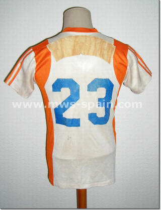 NASL Los Angeles Aztecs 79 Home Jersey Sanchez Galindo Back