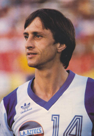 NASL Los Angeles Aztecs 79 Home Johan Cruyff 3