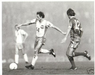 NASL Los Angeles Aztecs 79 Home Johan Cruyff vs Birmingham City