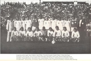 NASL Soccer Bicentennials 1976 Home Team