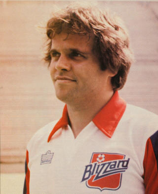 Toronto Blizzard 1980  Home Colin Franks 2