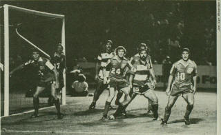 Blizzard 80 Road Morini, Calvert, McAlister Strikers