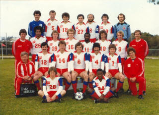 NASL Soccer Toronto Blizzard 81 Home Team