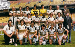 NASL Soccer Colorado Caribous 78 Home Team