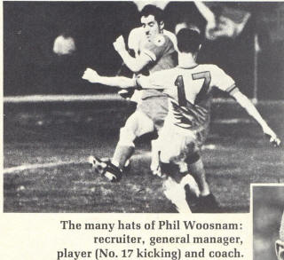 Chiefs 67-68  Home Back Phil Woosnam