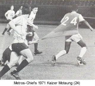 Chiefs 71 Road Back Kaizer Motaung