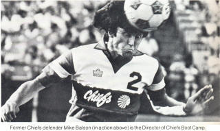 Chiefs 79 Home Mike Balson