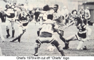 Chiefs 79 Road Pat McMahon
