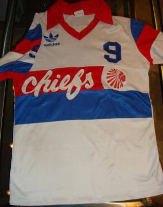Chiefs 80 Home Jersey Paul Child