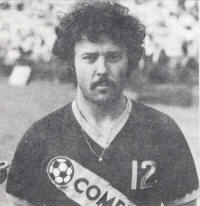 NASL Soccer Baltimore Comets 74 Home Back Paul Scurti