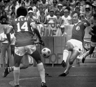 New York Cosmos 1977 Road Back Nelsi Morais, Beckenbauer