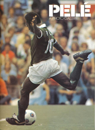 NASL Soccer New York Cosmos 1977 Road Back Pele Road