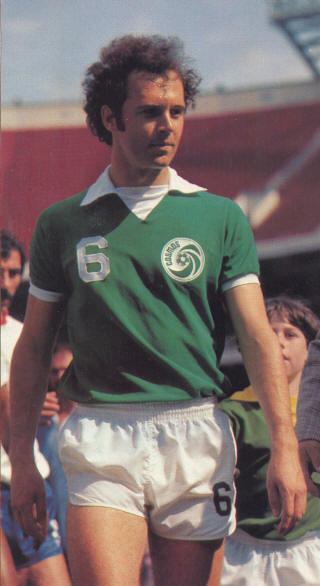 New York Cosmos 1977 Road Franz Beckenbauer 9