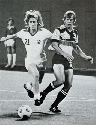 Cosmos 78 Home Gary Etherington, Caribous