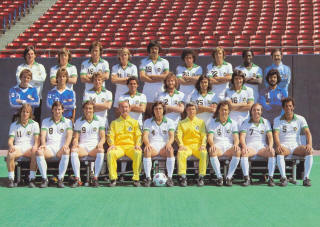 NASL Soccer New York Cosmos 78 Home Team