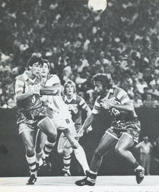 NASL Soccer Tampa Bay Rowdies Jim Fleeting