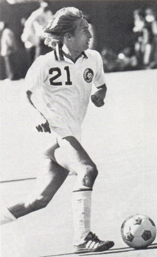 NASL Soccer New York Cosmos 79 Home Gary Etherington