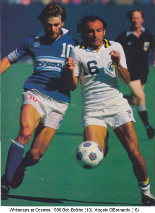 NASL Soccer New York Cosmos 80 Home Angelo DiBernardo (2)
