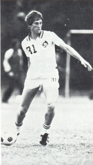 NASL Soccer New York Cosmos 83 Home Mike Fox