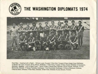 NASL Soccer Washington Dips 74 Road Team.jpg