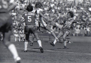 Dips 78 Road Back Carmine Marcantonio, Willner, Strikers 4-16-1978