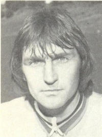 NASL Soccer Edmonton Drillers 79 Head Lee Atack