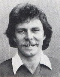 NASL Soccer Edmonton Drillers 82 Gordon Sweetzer Head