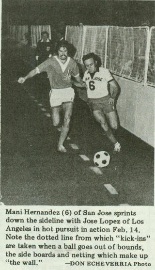 Earthquakes 75 Indoor Mani Hernandez, Aztecs