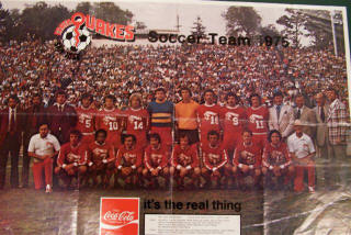 San Jose Earthquakes 1975 Team Picture