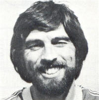NASL Soccer San Jose Earthquakes 76 Head Laurie Calloway