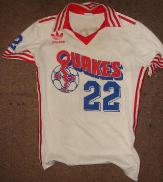 NASL Soccer San Jose Earthquakes 80 Home Jersey Peter Lechermann.JPG