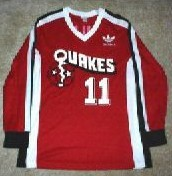 Earthquakes 82-83 Home Jersey Gordon Hill