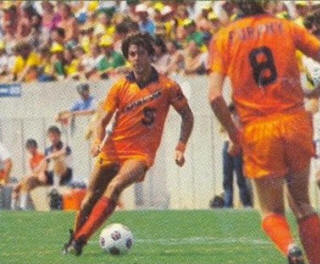 NASL Soccer Detroit Express 79 Road Graham Oates