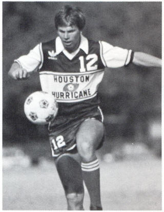 NASL Soccer Houston Hurricane 79 Road Kyle Rote Jr 78 Uni