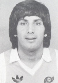 NASL Soccer Houston Hurricane 79-80 Head Ruben Morales