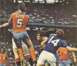 NASL Soccer Minnesota Kicks 76 Road Back Steve Litt 3