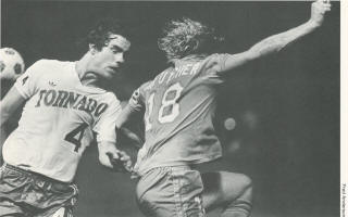 Minnesota Kicks 1977 Road Back Ron Futcher, Tornado Steve Pecher