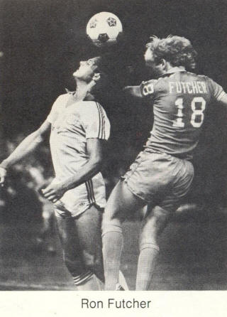 NASL Soccer Minnesota Kicks 80 Road Back Ron Futcher Rogues