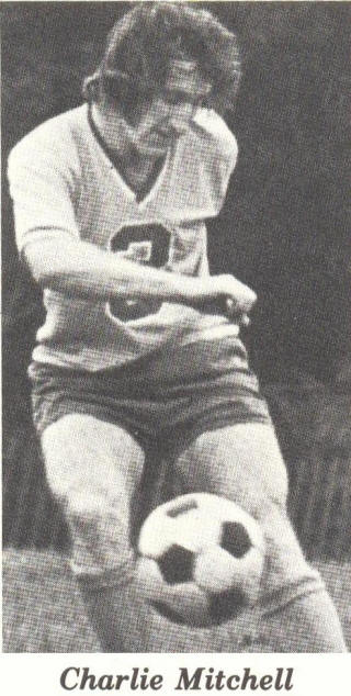 NASL Soccer Rochester Lancers 75 Home Charlie Mitchell