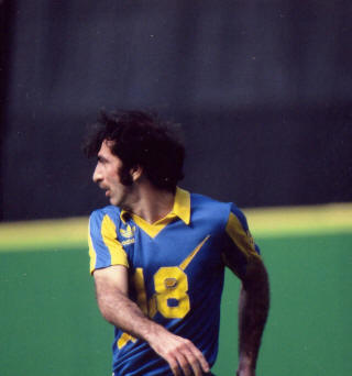 NASL Soccer Rochester Lancers 79 Road Nelson Cupello