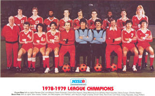 Arrows 78-79 Home Team